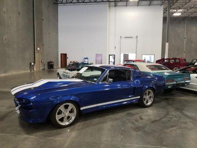 Mustang Camaros Classic Car Showroom