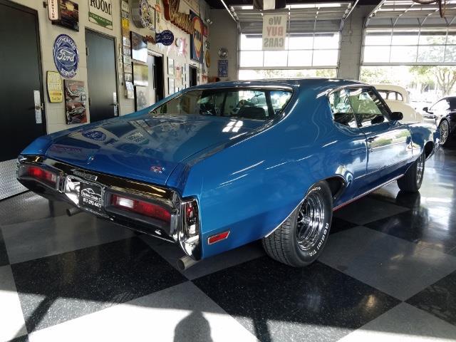 1972 Buick GS Classic Dealer Enclosed Shipment