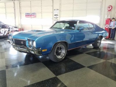 1972 Buick GS Classic Car Dealer Enclosed Shipping