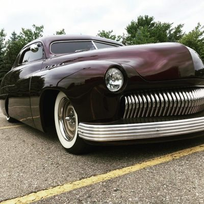 1950 Custom Mercury Coupe Fountain Transport Services