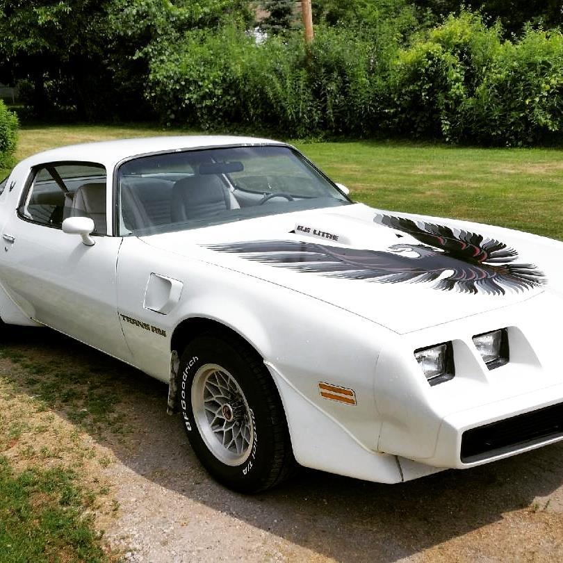 1979 Pontiac Trans Am Classic Dealer Client Transport