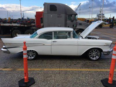 1957 Chevy Bel Air TX-Australia Enclosed Transport