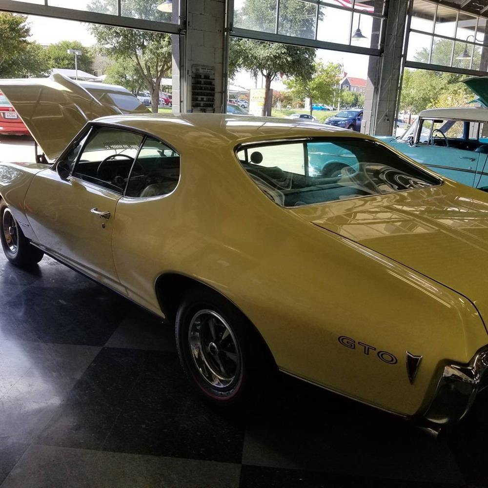 1968 Pontiac GTO Cityview Classic Cars