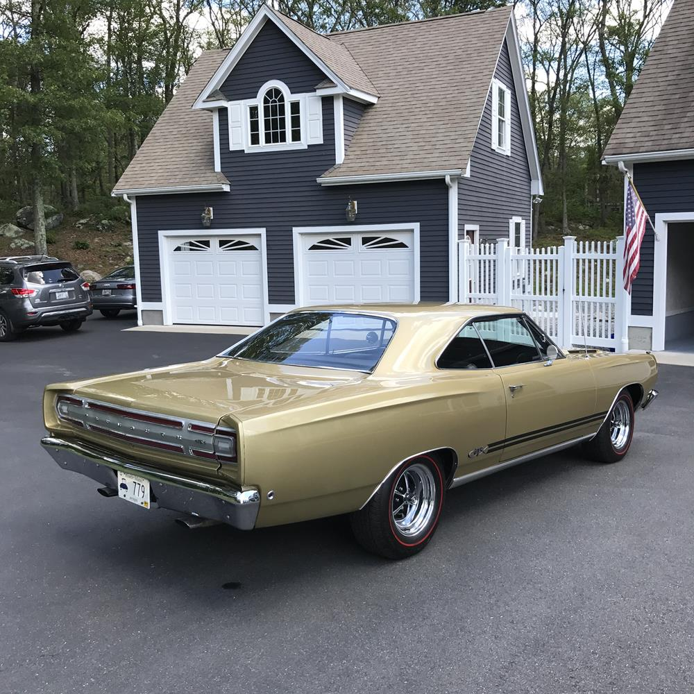 1968 Plymouth GTX Fountain Transport Services