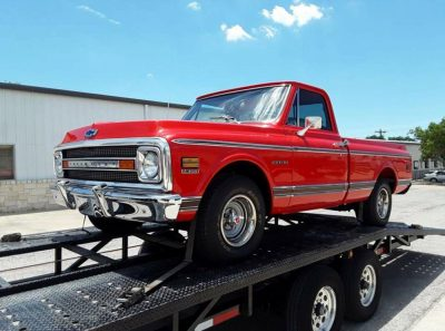 1969 Chevy CST/10 Pickup Open Shipping